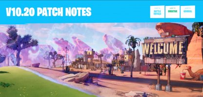 Third Patch Update of Season X