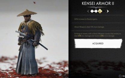 Kensei Armor Set