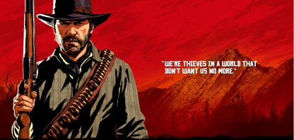 Arthur Morgan - Main Protagonist of Red Dead Redemption 2