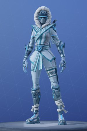 Skin Outfit SNOWSTRIKE