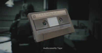 Use In Combination With Audiocassette Tape
