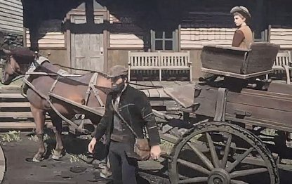 Red Dead Redemption 2 Epilogue 1 Fatherhood for Idiots