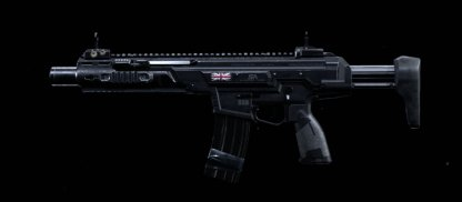 Union Black AR Weapon Details