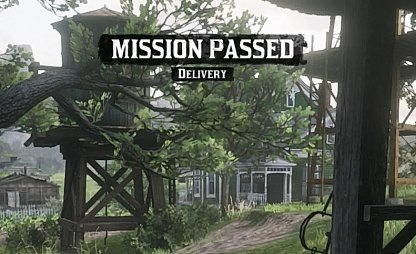 (Free Roam Mission) Delivery - Walkthrough