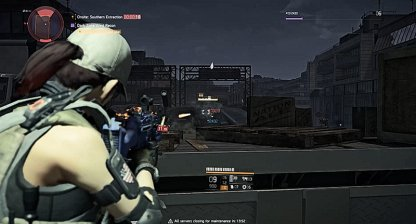 Take Out The Heavy Weapon Gunner Before Extracting