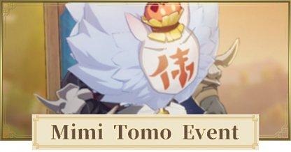 Mimi Tomo Event
