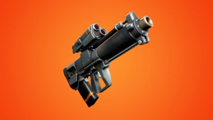 New Weapon: Proximity Grenade Launcher