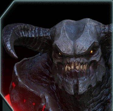 Икона барона ада