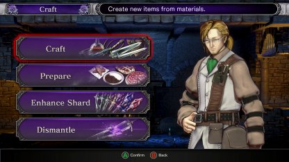 Prepare More Items With Johannes