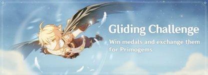 Gliding Challenge - Duration & Rewards
