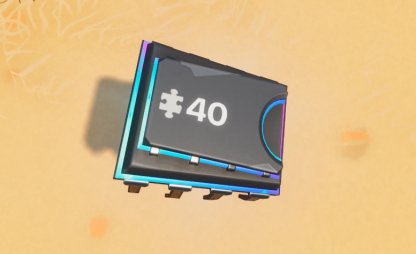 Fortbyte 40 Location