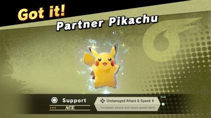 Super Smash Bros. Ultimate SSBU How to Get Pikachu / Eevee Spirits