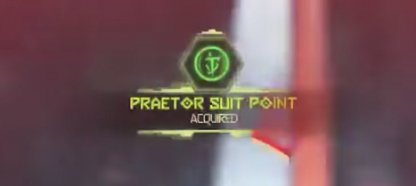 Praetor Suit Points