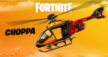 Chopper - New Vehicle