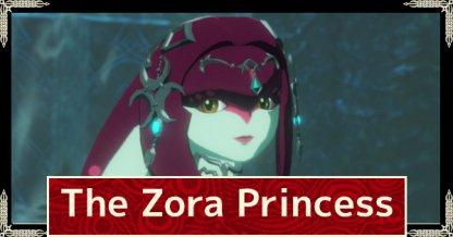Mipha, The Zora Princess