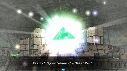 Registeel Drops Steel Part