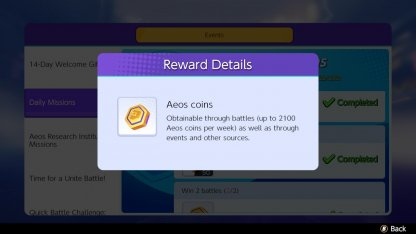 How To Farm Aeos Coins