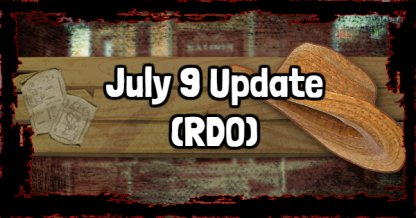 July 9 Update: Explorer Care Package, Twitch Prime Benefits, & More
