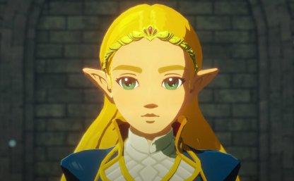 Zelda Landscape