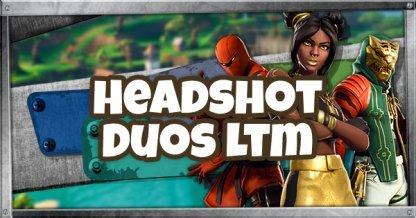 Headshot Duos LTM