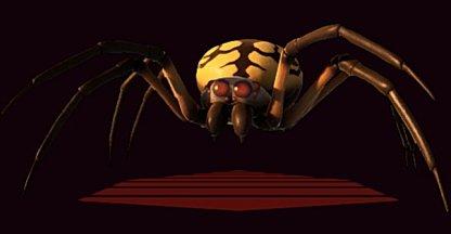 Arachnophobia Mode Level 0