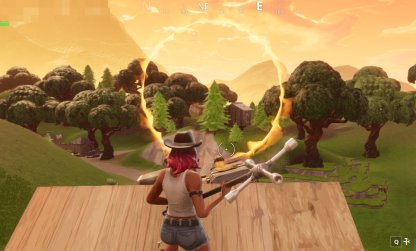 Fortnite Season 6 Week 5 Flaming Hoops Locations