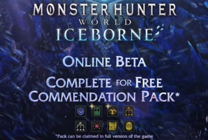 Receive Commendation Pack When Completed
