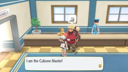 Cubone Master Trainer