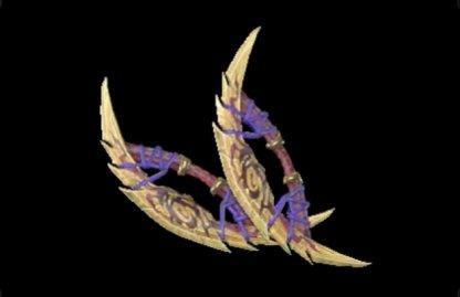 Sinister Flamineblades