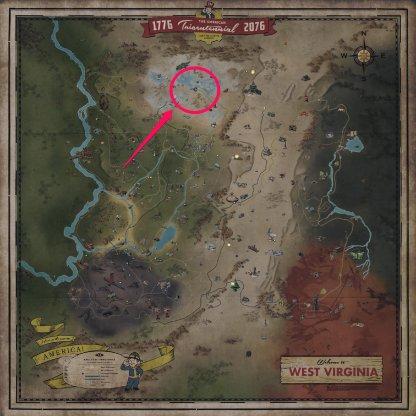 Fallout 76 Side Quest Walkthrough Cold Case