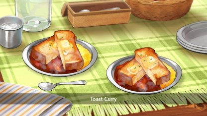Toast Curry