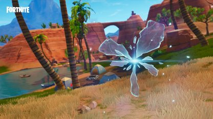 Fornite Battle Royale Season 7 Week 7 Challenge Use Rifts or Rifts-to-Go