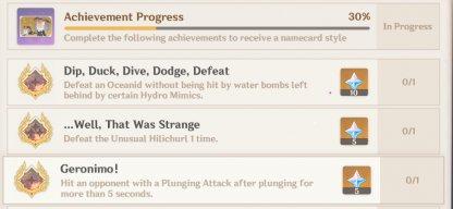 Dip, Duck, Dive, Dodge, Defeat - Achievement Overview & Rewards