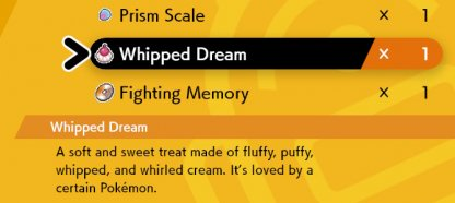 Whipped Dream - Uses & Effects