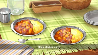 Bean Medley Curry