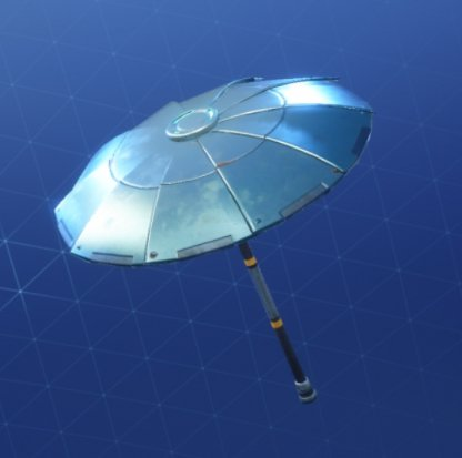 Fortnite THE UMBRELLA
