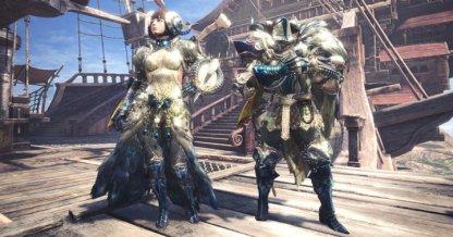 Kulve Taroth Gamma Armor