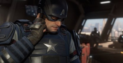 Captain America - Character Background