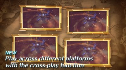 Cross Platform Multiplayer