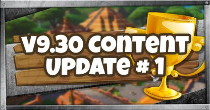 Patch Notes v9.30 Content Update </th><th> 1 - June 25, 2019