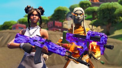 Fortnite Season 8 Wraps