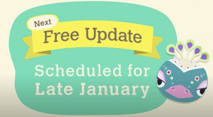 january update