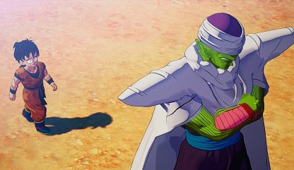 Fight With Piccolo Again