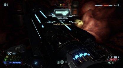Get Chaingun In Mission 5