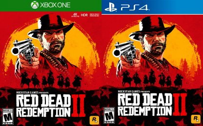 Red Dead Redemption - Standard Edition