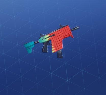 HYPERMELON Wrap - Submachine Gun