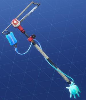 Pickaxe Skin FLATLINER