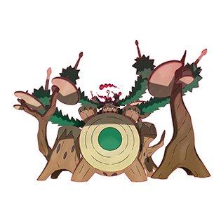 Gigantamax rillaboom