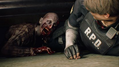 Resident Evil 2 Comparison Better Visuals