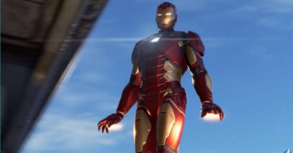 Iron Man - Character Background